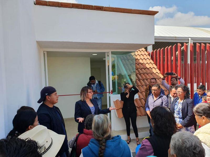 Inauguración de las nuevas instalaciones del Sistema Municipal